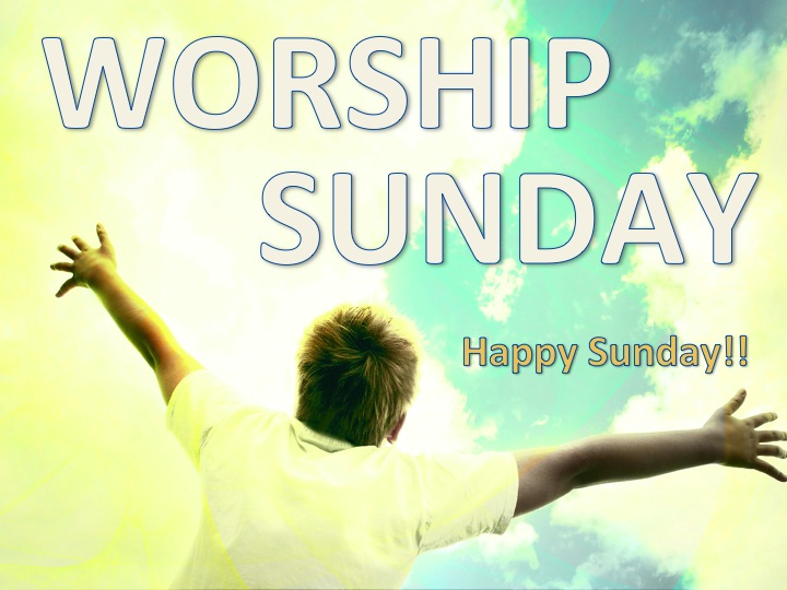 Worship Sunday